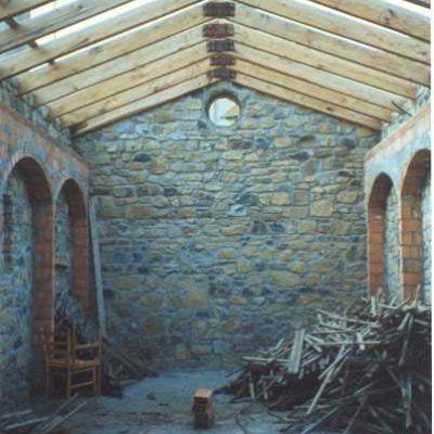 Foto 11 - interno in costruzione