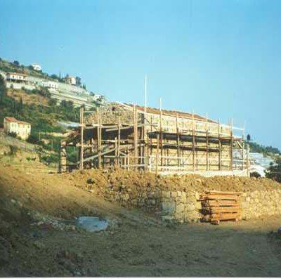 Foto 17 - muro sostegno esterno